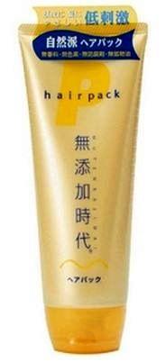 Натуральная маска для волос Mutenka Jidai Hair Pack
