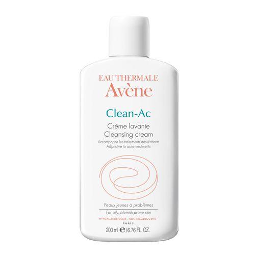 Avene Clean Ac Creme Lavante - Очищающий крем-гель, 200 мл