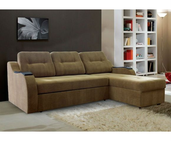 Элегант 1 диван угловой