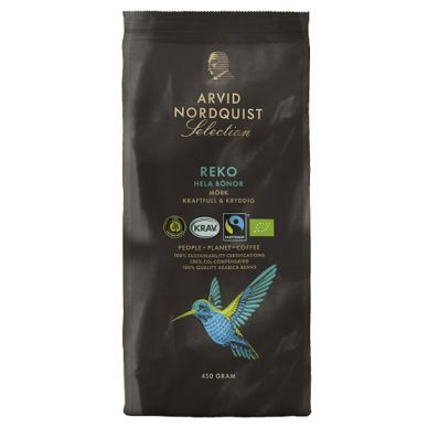 Arvid Nordquist Selection REKO кофе в зерне 450 гр