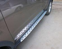 Подножки боковые, cnt4x4, BMW стиль
