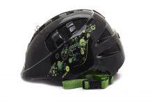 Детский шлем с регулировкой по размеру головы. ROBOCOP