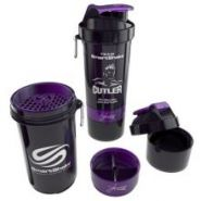 Шейкер SmartShake Signature Series Jay Cutler - Black & Purple (800 мл.) Jay Cutler