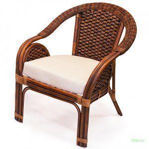 Кресло из ротанга Шератон (Sheraton)