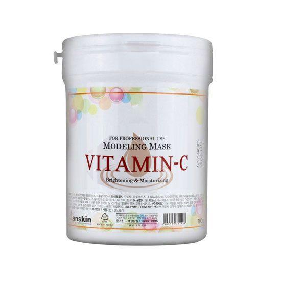 Корейская альгинатная маска с витамином С Vitamin-C Modeling Mask Anskin