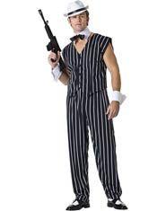 Костюм гангстера