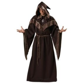 Костюм мистический монах