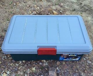 Экспедиционный ящик Iris RV BOX 600F