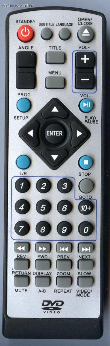Пульт для TCL KT-6222 (DV-F88)
