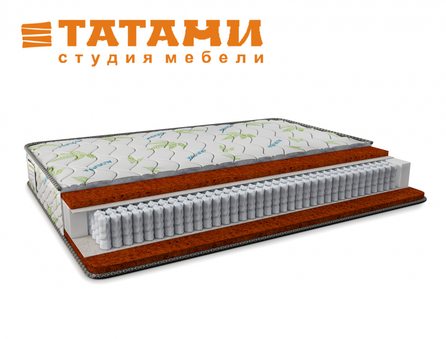 Матрас Solido S1000 | Татами
