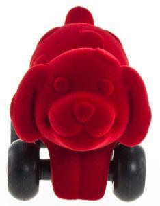 игрушка с флок покрытием