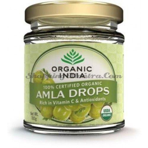 Амла аюрведические конфетки Органик Индия / Organic India  Amla Candy