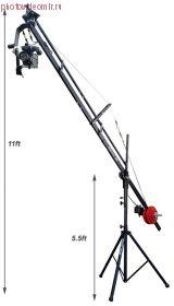 Операторский кран+штативная стойка+крановая головка 3,3 м Proaim