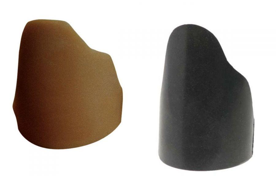 Козырек (скалпер), резиновый. 68, 71, 89 гр.