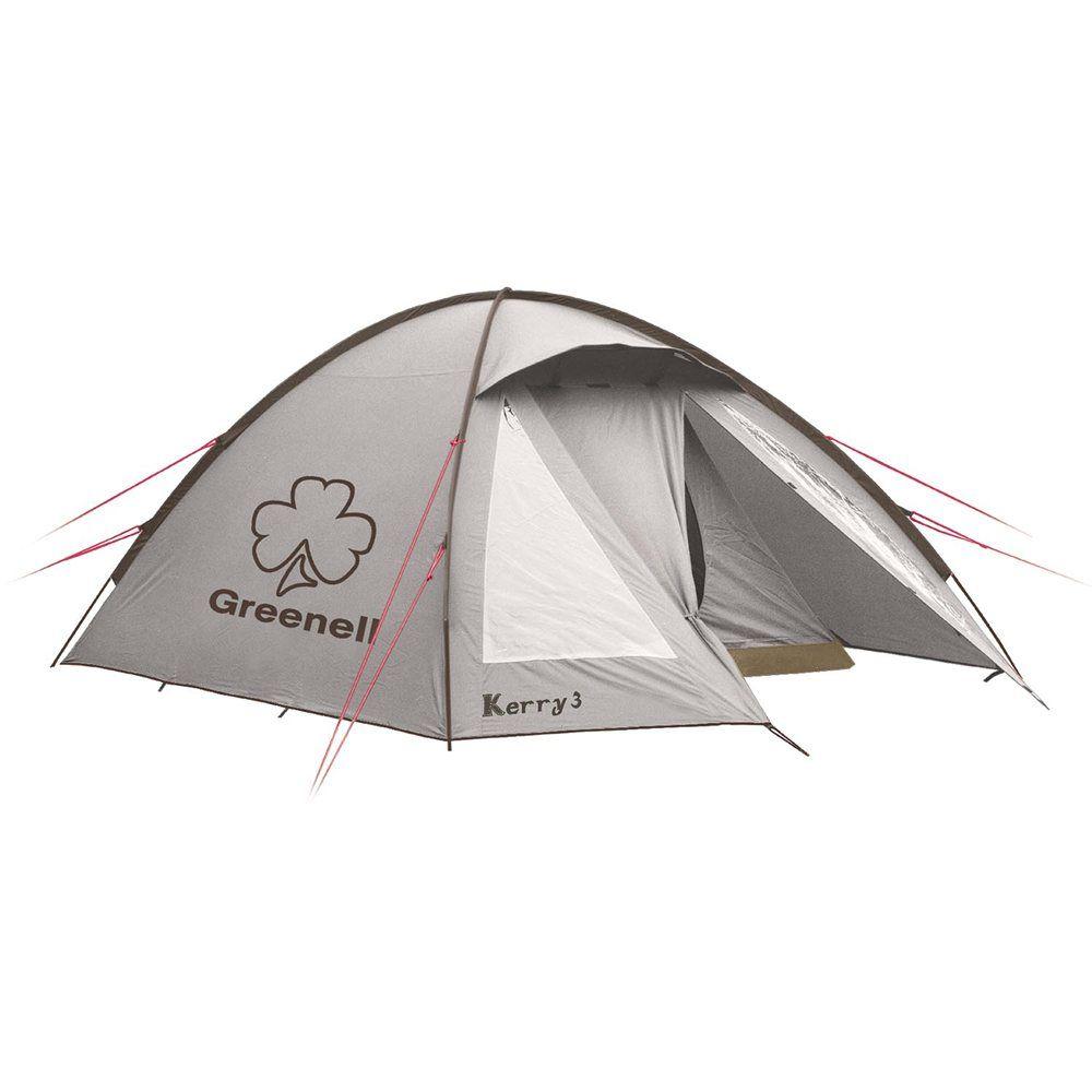 GREENELL КЕРРИ 4 V3 четырёхместная кемпинговая палатка
