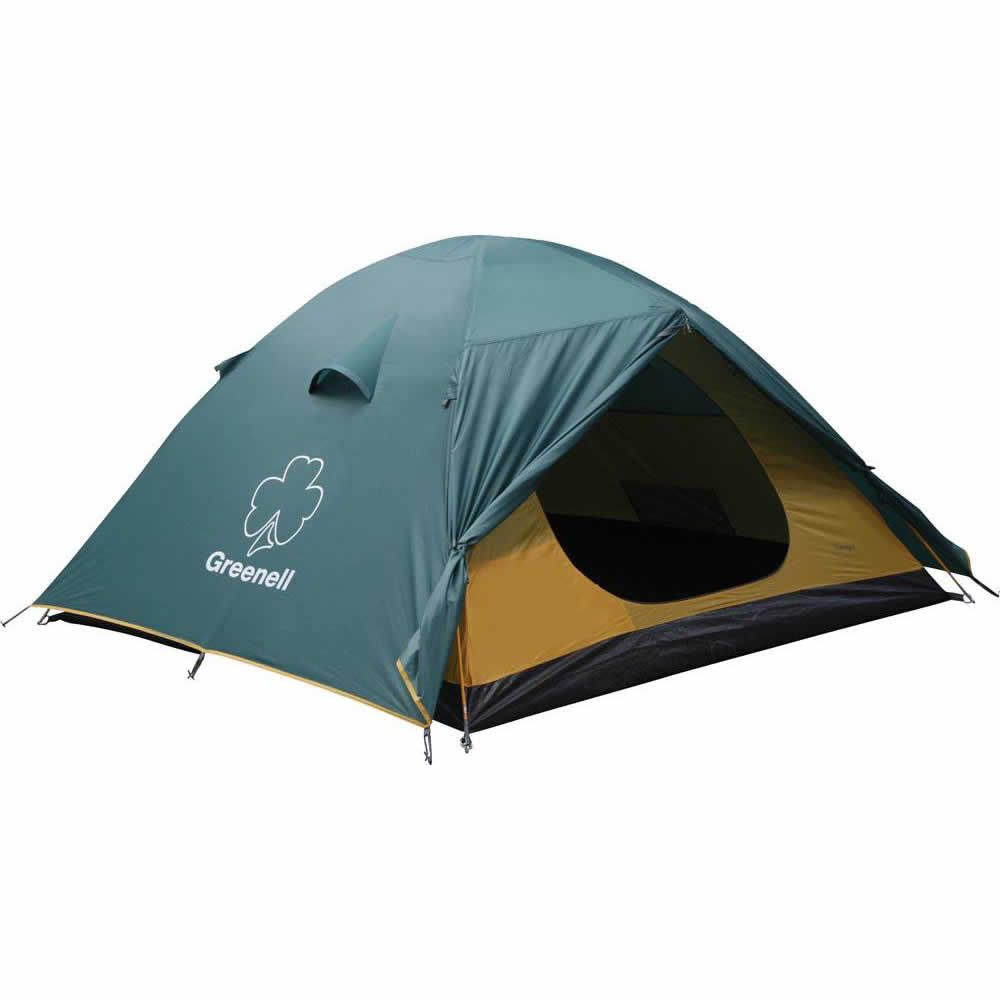 GREENELL ГОРИ 4 кемпинговая четырёхместная палатка