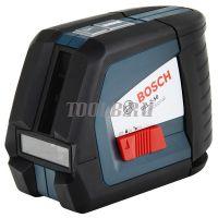 Лазерный построитель плоскостей  BOSCH GLL 2-50 + BM1 + LR2 в L-Boxx  - купить в интернет-магазине www.toolb.ru цена и обзор