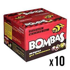 Пейнтбольные шары Bombas (Лето) -10 коробок