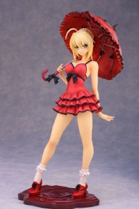 Фигурка Fate/EXTRA CCC: Saber One-piece Dress ver.