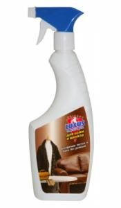 Luxus Professional Средство для очистки и защиты изделий из натуральной и искусственной кожи спрей 500 мл