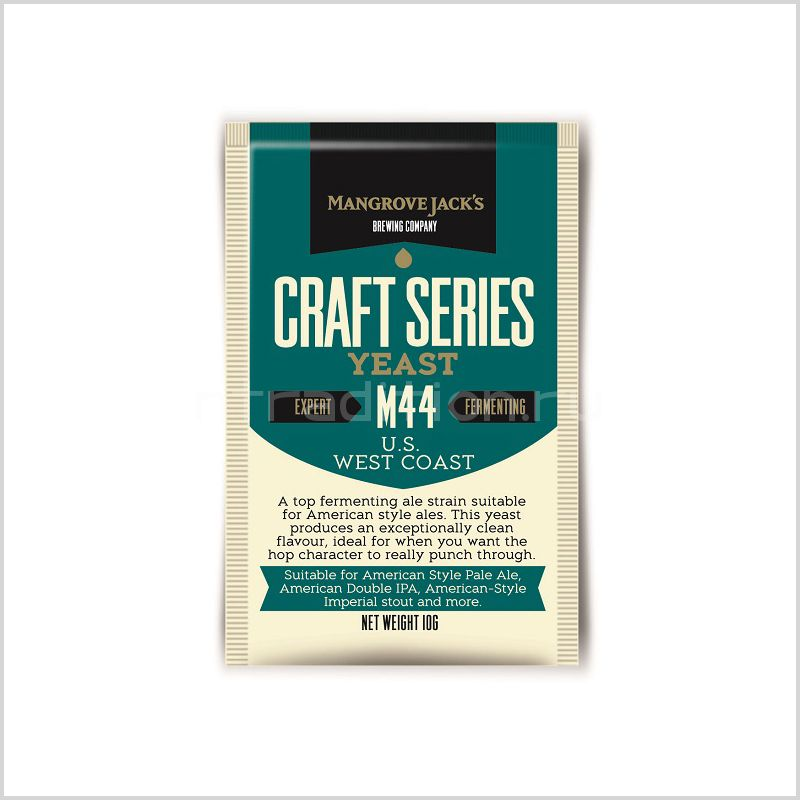 Mangrove Jack's Craft Series Yeast - US West Coast M44