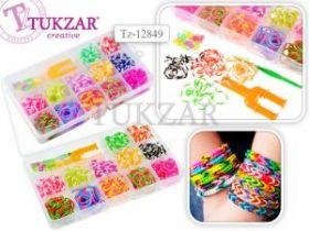 Набор цветных резиночек (арт. TZ 12849)