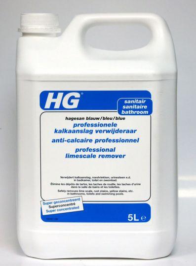 HG Универсальное чистящее средство для ванной и туалета 5 л