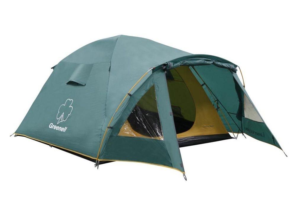 GREENELL ЛИМЕРИК ПЛЮС 4 комфортная палатка