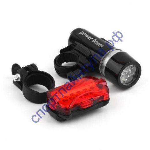 Комплект фонарей для велосипеда WJ-101