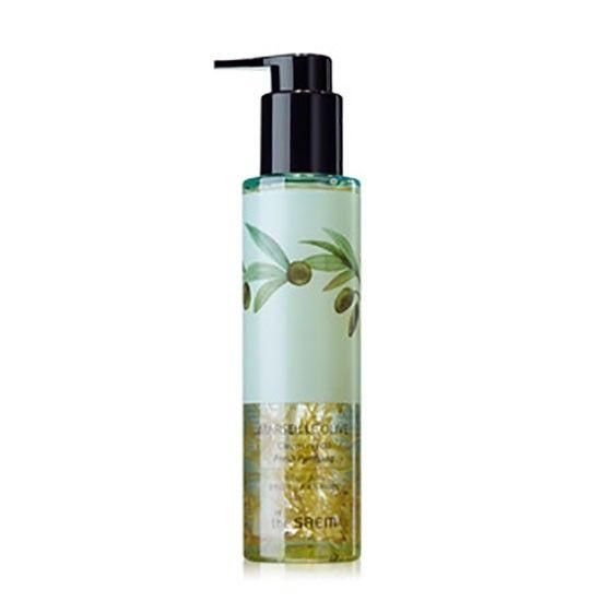 Корейское масло для очищения лица с экстрактом оливы MARSEILLE OLIVE Cleansing Oil Saem