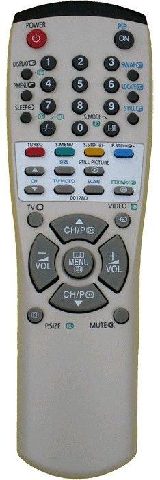 Пульт для Samsung 00128D (TV)