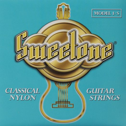 LA BELLA 1S Sweetone Струны для классич. гитары (легкое натяжение)