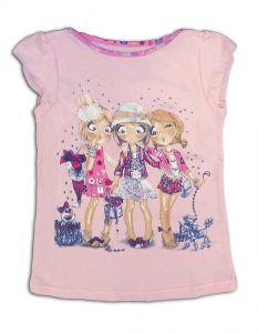 Л047 Блуза для девочки от Basia Россия