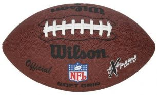 Мяч для американского футбола Wilson NFL Extreme