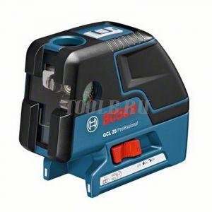 BOSCH GCL 25 Professional - лазерный нивелир