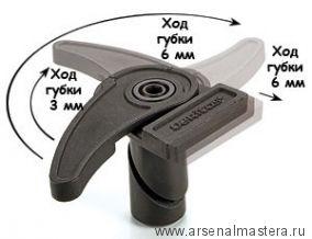 Верстачный упор с эксцентриковым поджимом Veritas Bench Blade Standard Post 05G22.10 М00003500