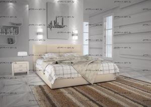 Кровать Scandinavia №3