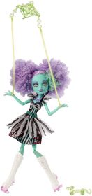 Кукла Хани Свомп (Honey Swamp), серия Фрик дю Шик, MONSTER HIGH