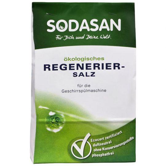 SODASAN Соль для посудомоечной машины 2 кг
