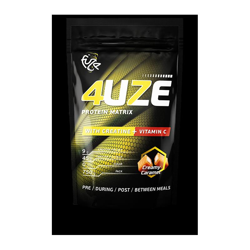 FUZE + creatine (750 гр.)