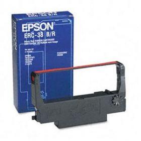 ERC38BR Риббон-картридж (ribbon cartridge) черный/красный для Epson TM-U210, TM-U220, TM-U230