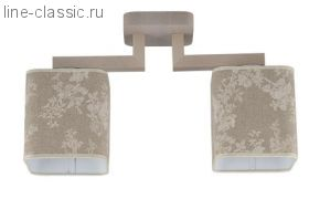 Люстра TK Lighting 542 Pola Natur