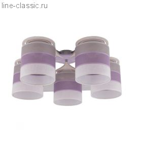 Люстра TK Lighting 425 Twist 5