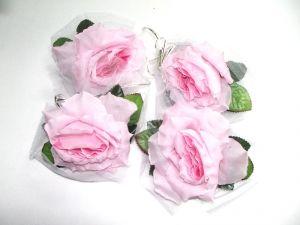 Набор на ручки автомобиля розовые (4шт)