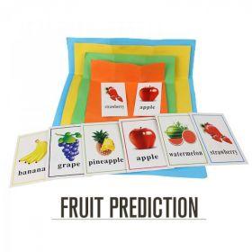 Fruit Prediction Фруктовое предсказание