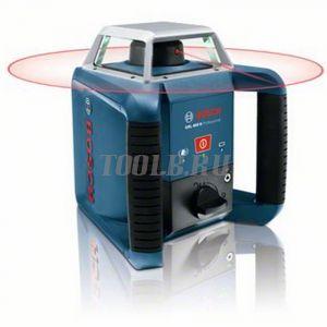 BOSCH GRL 400 H Professional - лазерный нивелир ротационный