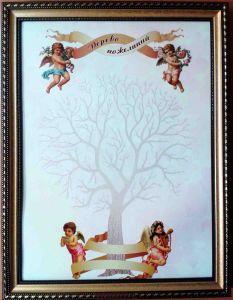 """Дерево пожеланий """"Ангелочки."""""""