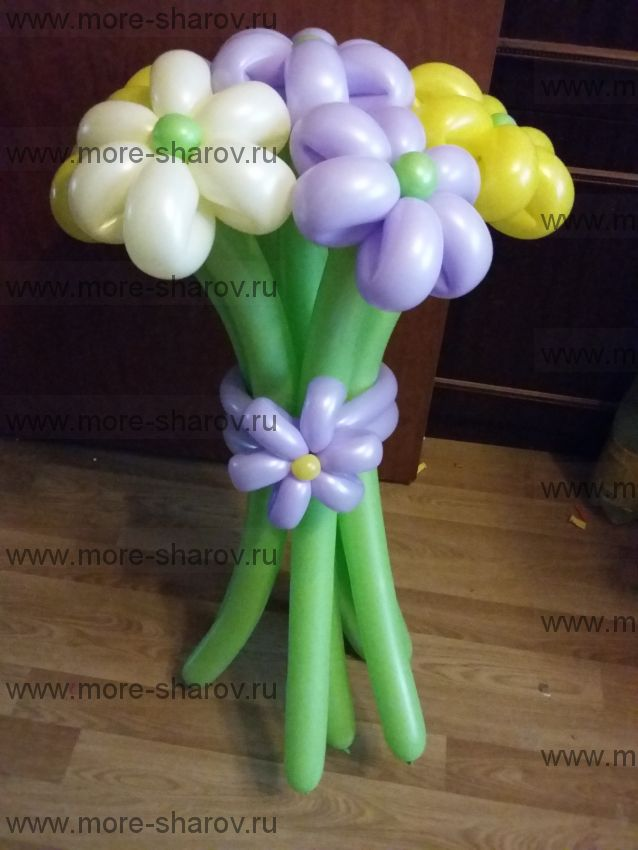 Букет цветов (7 шт)