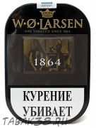 Табак трубочный W.O. LARSEN 1864 100гр