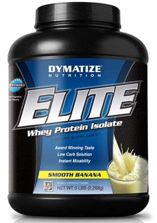 Elite Whey Protein Isolate (2268 гр.)